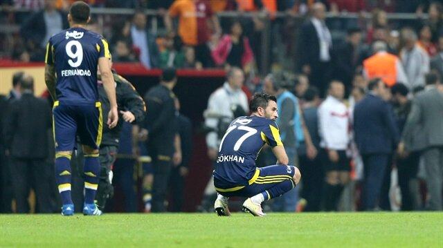 Fenerbahçe'den şampiyonluk yolunda ağır kayıplar