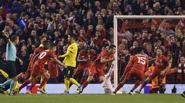 Liverpool'dan çılgın geri dönüş