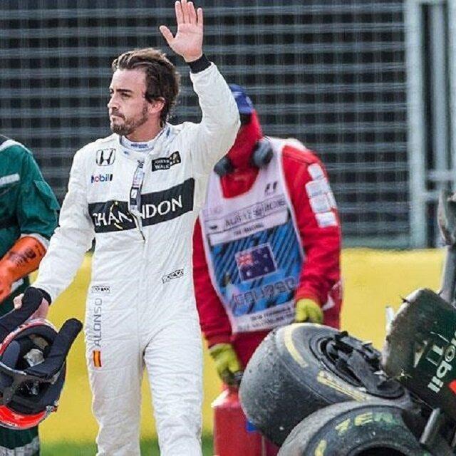 Alonso pistlere dönüyor