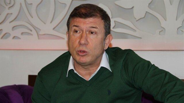 Tanju Çolak'tan büyük gaf