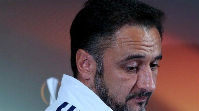 Vitor Pereira'nın Beşiktaşlı taraftara verdiği tepki olay çıkardı