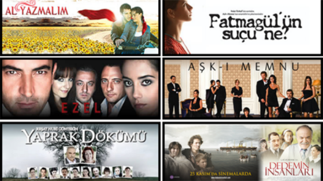 Turkish TV series exported to over 90 countries