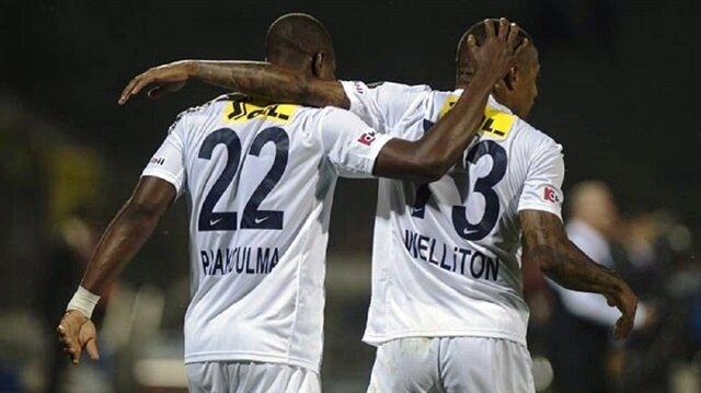 Nakoulma, Mersin İdman Yurdu'na 2014 yılında Polonya'nın G. Zabrze takımında transfer olmuştu. Welliton da yine aynı yıl içerisinde Rusya'nın Spartak Moskova takımından transfer edilmişti...