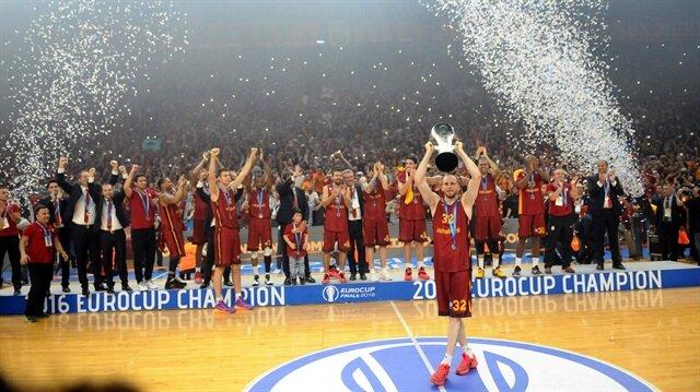 Galatasaray gelecek sezon Euroleague'de yer alacak.