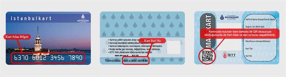kart no İstanbulkart için üyelik sistemi geldi! kart no
