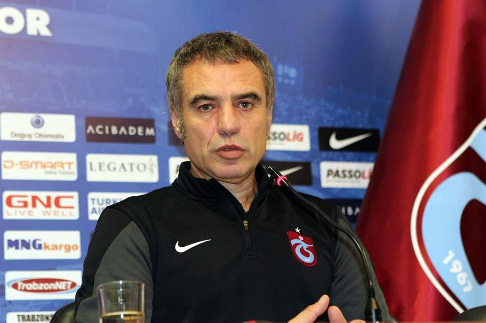 Yanal, 3. kez Trabzonspor'un başına geçti.