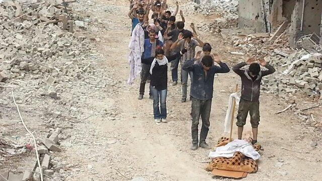 Nusaybin'de terör örgütü PKK'ya yönelik operasyonlar devam ediyor. İlçede geçtiğimiz gün 25 teröristin teslim olmasının ardından, bugün de 42 terörist daha teslim oldu.