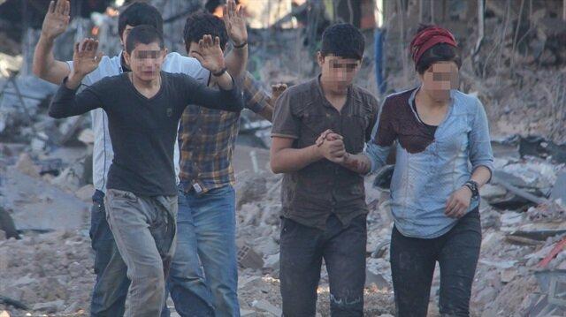 PKK ile yapılan 'çocuk sözleşmesini' yok ettiler