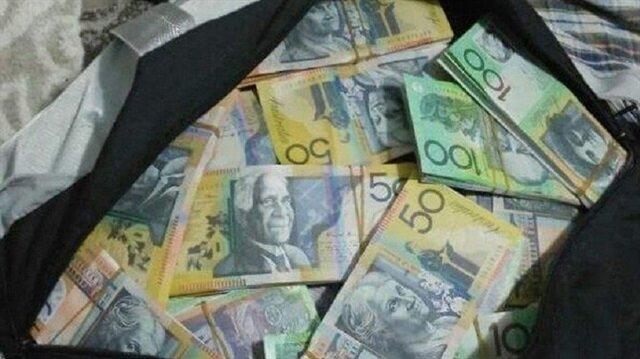 Antalyada Sahte 296 Bin 150 Avustralya Doları Ele Geçirildi