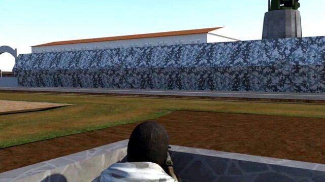 Turkish university develops blast-proof wall