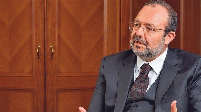 Diyanet İşleri Başkanı Prof. Dr. Mehmet Görmez.