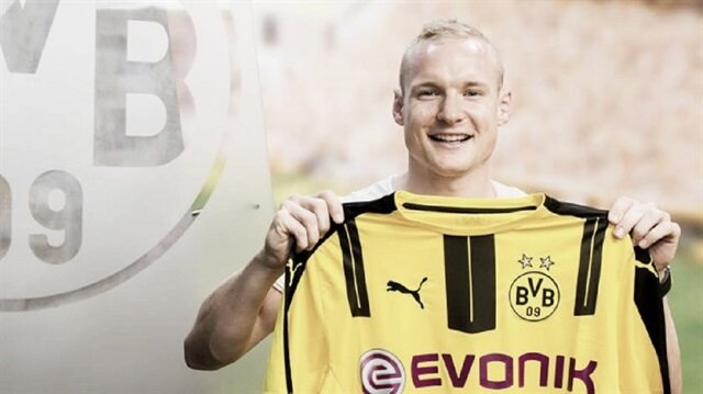 Sebastian Rode Borussia Dortmund'da