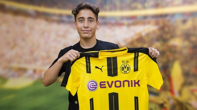 Dortmund'un Emre Mor için ödeyeceği bonservis belli oldu