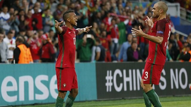 Nani'nin golü Portekiz'e yetmedi
