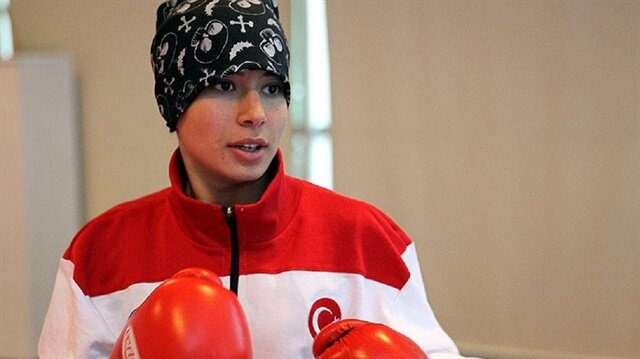 Hayriye Türksoy, ilk kez katıldığı 3. Açık Wushu Balkan Şampiyonası'da altın madalya kazandı.