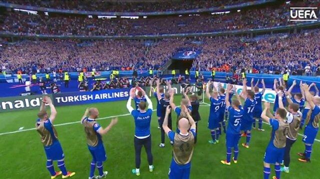 EURO 2016'nın grup aşamasındaki en güzel anlar