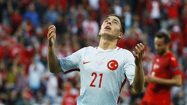 'Emre Mor Galatasaray taraftarı'