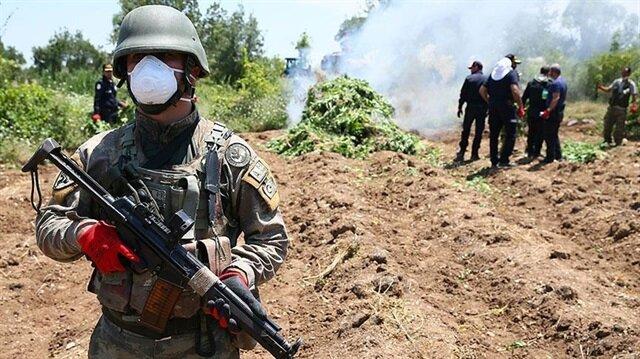 6 günde PKK'nın finans kaynağına büyük darbe
