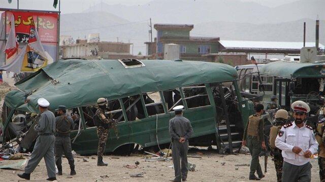 Taliban'dan Afgan polisine saldırı: 27 ölü