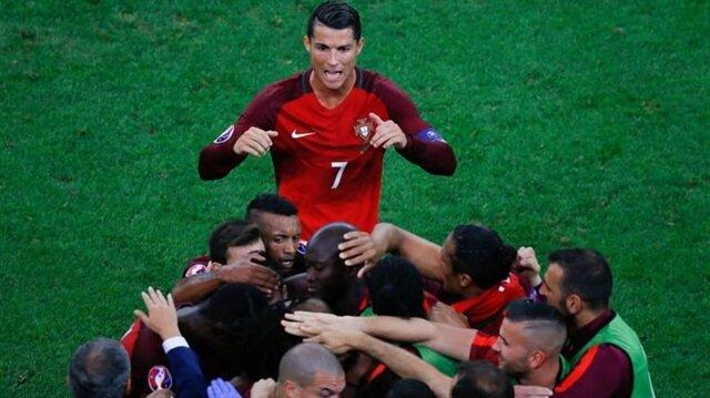 Portekiz penaltılarla yarı finalde