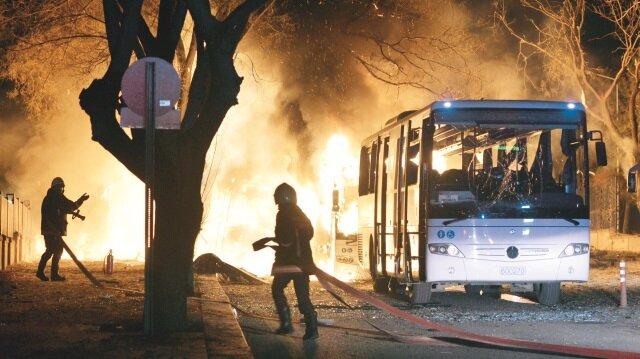 Ankara saldırısı faili öldürüldü