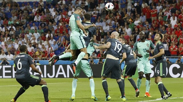 Portekiz 3 dakikada 2 gol attı