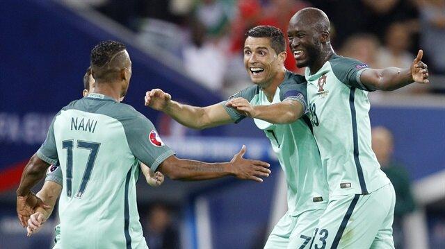 Portekiz'den <br/>3 dakikada 2 gol