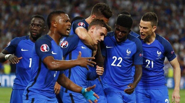 Finalin adı:<br/>Portekiz - Fransa