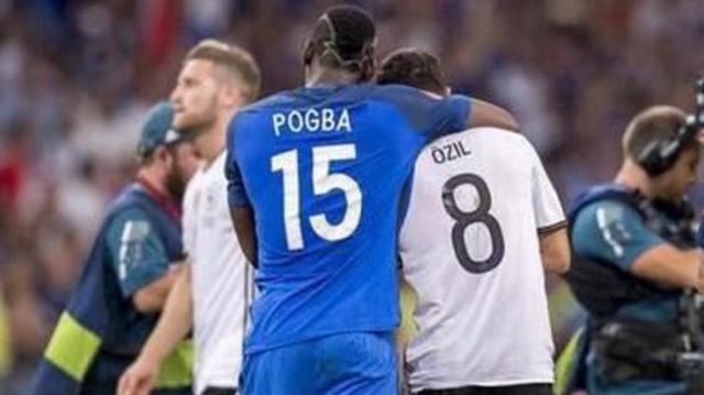 Pogba'nın <br/>'Mesut' hayranlığı
