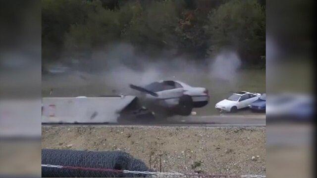 200 km hız ile kaza yaparsanız ne olur?