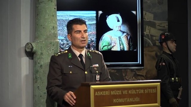 Albay, Kanuni Sultan Süleyman'ı anlattı