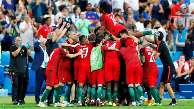 Eder'in 109. dakikada attığı gol Portekiz'e şampiyonluğu getirdi.