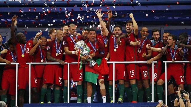 Portekiz kupasını aldı