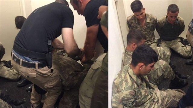 Cumhurbaşkanlığı Külliyesi'nde 13 asker gözaltına alındı