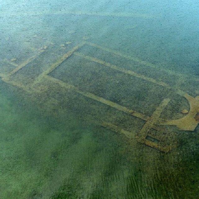 İznik Gölü'ndeki bazilika turizme kazandırılacak