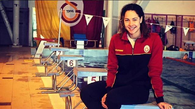 Galatasaraylı yüzücüye sözlü saldırı