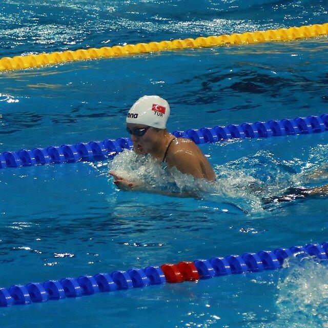 Viktoria Zeynep yarı finalde veda etti