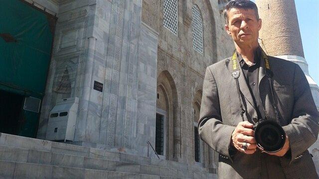 Mustafa Cambaz Türk vatandaşlığına alındı