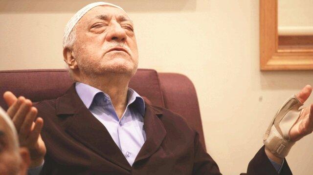 Teröristbaşı Gülen'den örgüt mensuplarına kriptolu talimat
