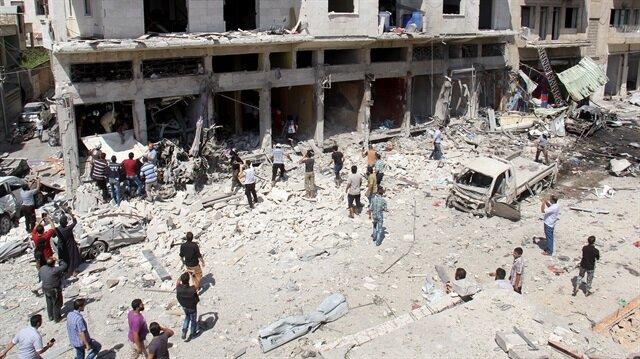 Rusya yerleşim yerine saldırdı: 15 ölü
