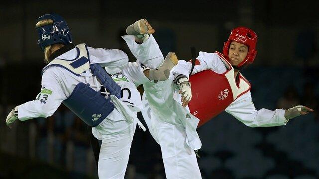 2016 Rio Olimpiyat Oyunları tekvandoda, kadınlar 67 kiloda mücadele eden milli sporcu Nur Tatar, çeyrek finale yükseldi.