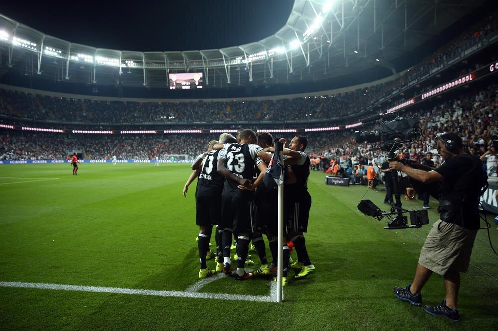 Beşiktaş: 4 Alanyaspor: 1 Maçı özeti Ve Golleri Izle
