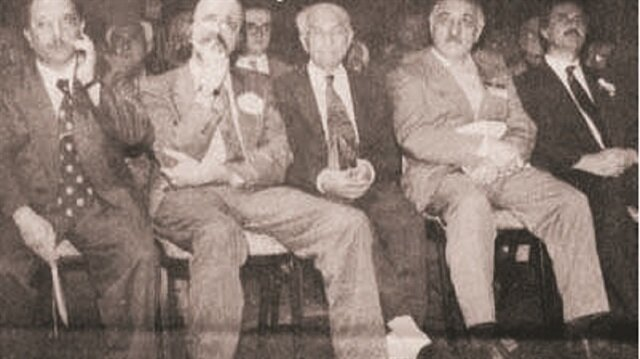 Fetullah Gülen ve Kasım Gülek, sık sık kamuoyu  önünde bir araya gelmekten kaçınmıyordu.