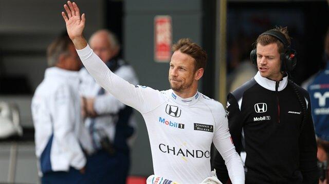 Jenson Button'dan flaş karar