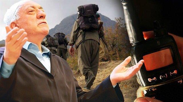 FETÖ-PKK ittifakını belgeleyen itiraf