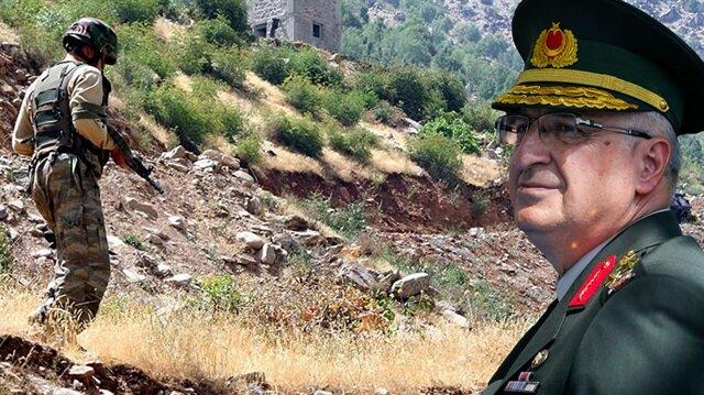 Jandarma Genel Komutanı'ndan Çukurca açıklaması
