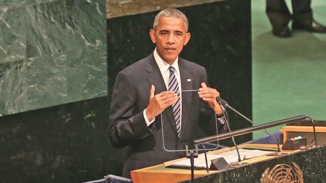 Obama günah çıkardı