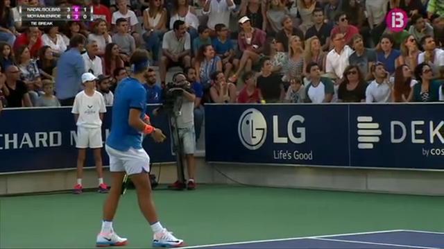 Duyarlılığı sporla birleştiren adam: Rafael Nadal