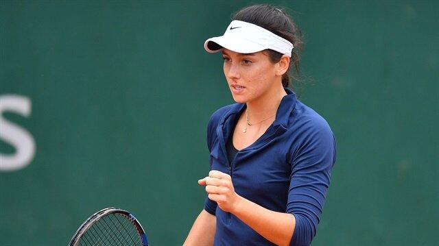 İpek Soylu, çiftlerde WTA sıralamsında ilk 100'e giren ikinci Türk tenisçi olarak tarihe geçti.