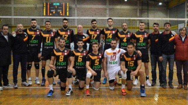 Galatasaray HDI Sigorta, Bosna Hersek'in Bjeljina kentinde düzenlenen Balkan Şampiyonası final maçında turnuvaya Sırbistan'dan katılan OK Spartak Lijg'i 25-21, 25-21 ve 25-20'lik setlerle, 3-0 yenerek Balkan Şampiyonu oldu ve 2017 CEV Challenge Cup'a katılım kazandı.